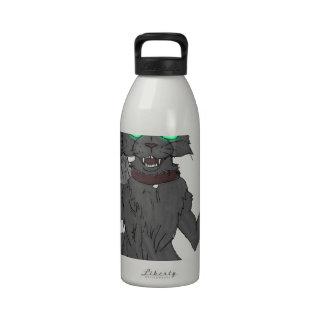 Mascota de Lulz Botella De Agua Reutilizable