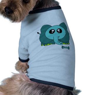 Mascota de Pudgie de los oídos Camisa De Mascota