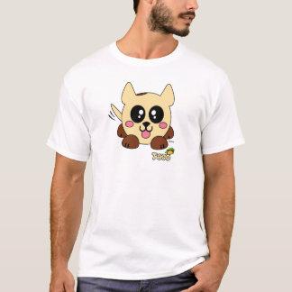 Mascota de Pudgie del Taco Playera