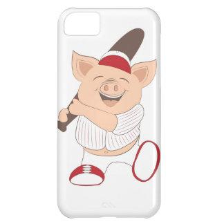 Mascota del béisbol carcasa para iPhone 5C