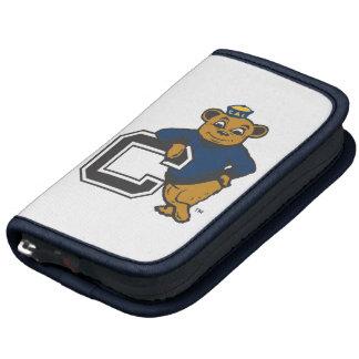 Mascota del oso de Uc Berkeley Planificador