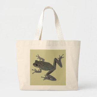 Mascota del sapo bolsa