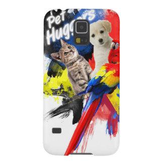 Mascota Huggers Funda Galaxy S5