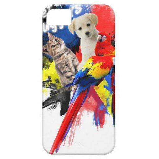 Mascota Huggers iPhone 5 Case-Mate Fundas