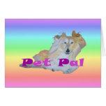 Mascota PAL Tarjeta