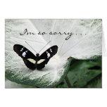 Mascota Smpathy - mariposa Felicitaciones
