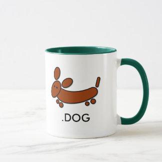 Mascotas del punto taza