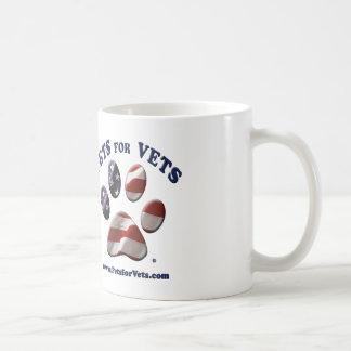 Mascotas para la taza de los veterinarios