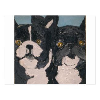 mascotas por el ginsburg de eric postal
