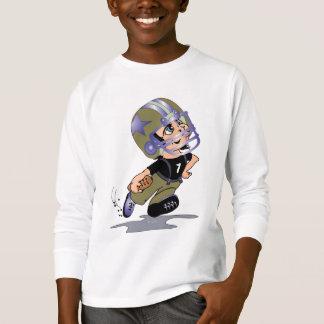 MASCOTTE ALIEN CARTOON Kids' Basic Long Sleeve T-S T-Shirt
