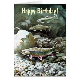 Masculine Birthday Card - Customizable