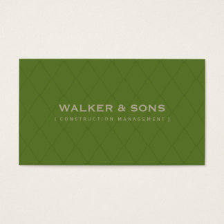 MASCULINE BUSINESS CARD :: simply smart 3