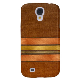 Masculine Cigar Band Stripes Galaxy S4 Case