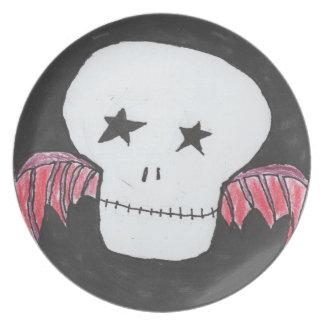 Masculine Perky Goth Plate