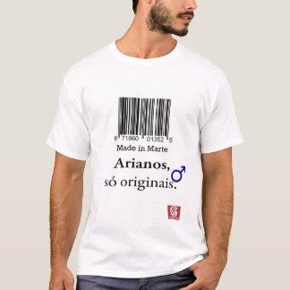 Masculine t-shirt: Made Aryans in Mars T-Shirt