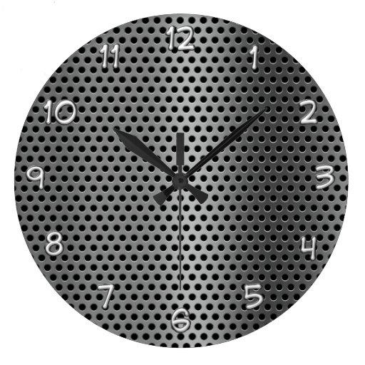 Masculine wall decor clock zazzle for Masculine wall decor