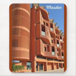 Masdar Modern Apartment Block Mousepad
