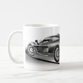 Maserati MC12 Coffee Mug