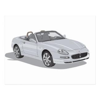 Maserati Spyder Postal