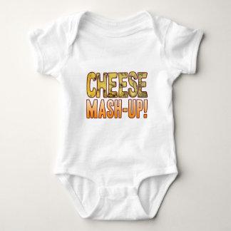 Mash-Up Blue Cheese Baby Bodysuit