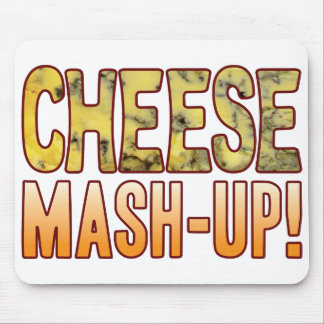 Mash-Up Blue Cheese Mouse Pad
