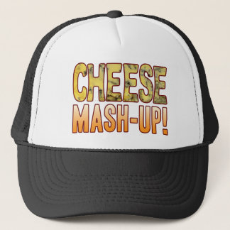 Mash-Up Blue Cheese Trucker Hat