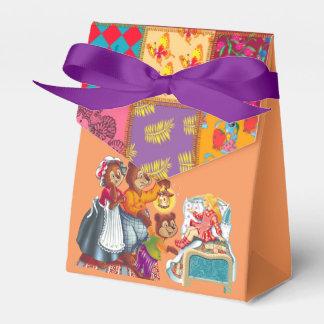Masha y 3 osos cajas para regalos de fiestas