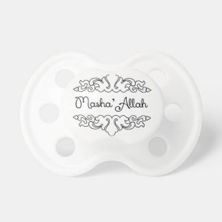 Masha'allah Chupete