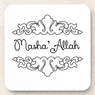 Masha'allah Posavasos De Bebidas