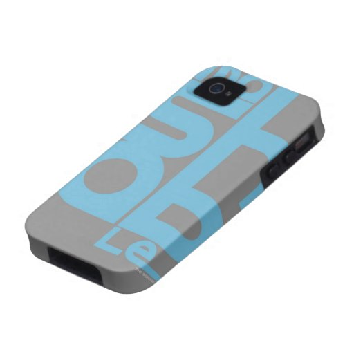 Mashable Vibe iPhone 4 Covers