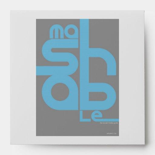 Mashable Envelope