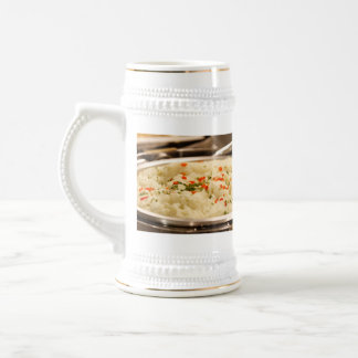 Mashed Potatoes Beer Stein