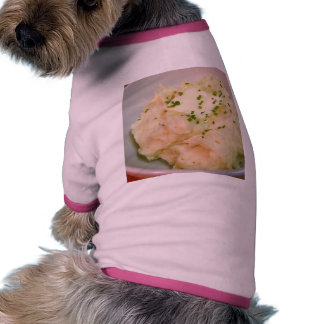 Mashed Potatoes Butter Chives Food Dinner Cooking Pet Clothing