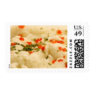 Mashed Potatoes Postage