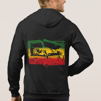Mashed Up Reggae Cassette T-shirt