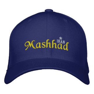 Mashhad Iran Embroidered Baseball Cap
