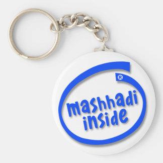 Mashhadi Inside Keychain