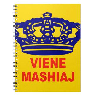 mashiaj del viene cuaderno