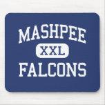 Mashpee - Falcons - alto - Mashpee Massachusetts Mouse Pads