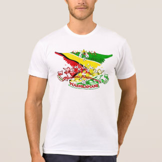 Mashramani T-Shirt Guyana's 45th Anniversary
