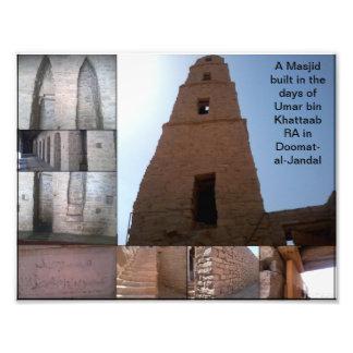 Masjid Umar bin Khattaab - Doomat-al-Jandal Photograph