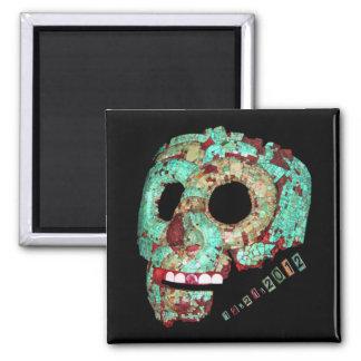 Mask-2012 maya iman de frigorífico