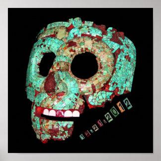 Mask-2012 maya póster