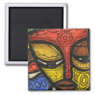 Mask 2 2 inch square magnet