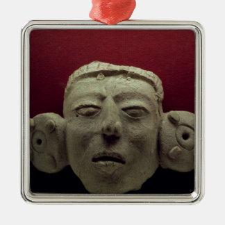 Mask, 500-900 AD Metal Ornament
