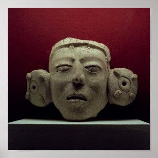 Mask 500-900 AD Print