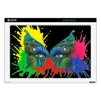 Mask - Butterfly Decals For Laptops