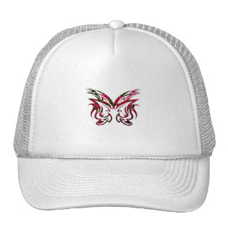 Mask Design 1 bougie butterfly shape Trucker Hats