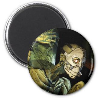 Mask Imprinting Magnet