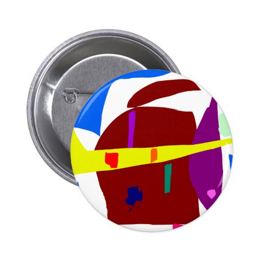 Mask Insight Long Time Continuity Gaze 2 Inch Round Button